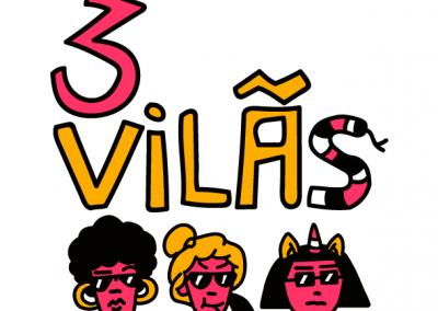 Bloco das 3 Vilãs