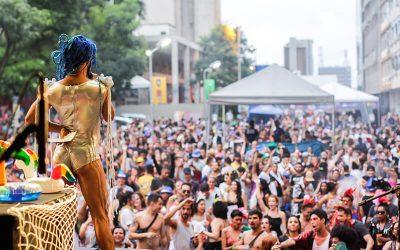 Blocos e cortejos vão ocupar o Setor Carnavalesco Sul nos cinco dias de festa