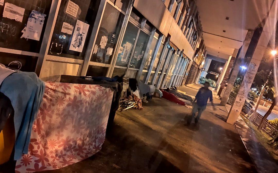 Coronavírus: Justiça determina que DF apresente plano de trabalho para população de rua