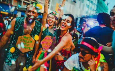 Pré-folia: festas e bloquinhos esquentam o Setor Carnavalesco Sul