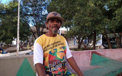 Como sobrevivem moradores de rua no centro de Brasília durante a pandemia