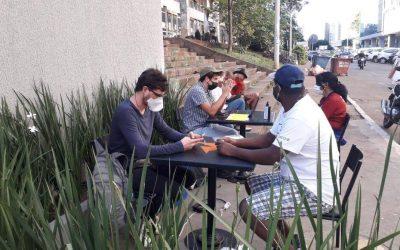 Entrevista CBN: Instituto cultural cadastra pessoas em situação de rua no SCS